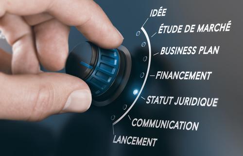 Accompagnement en Création d'entreprise - Start-up